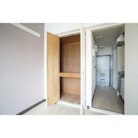 セザール第2鶴間 204号室の収納