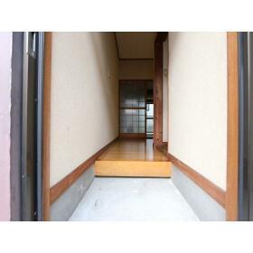 コーポヤザワ 103号室の玄関