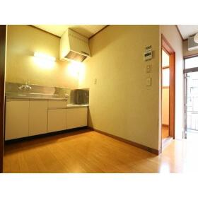 コーポヤザワ 103号室のキッチン