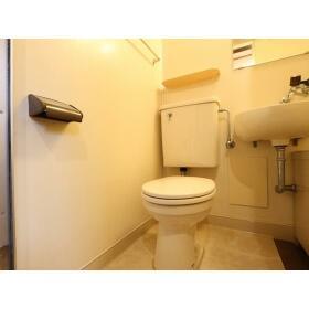 コーポヤザワ 103号室のトイレ