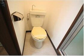 浅見ビル 403 403号室のトイレ