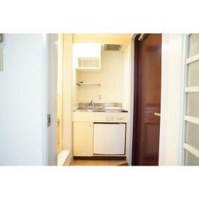 サンクレスト南林間 202号室のキッチン