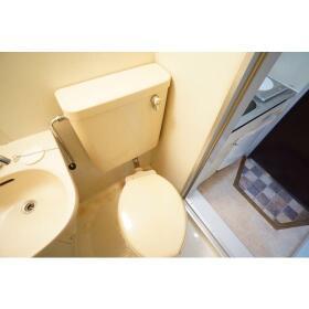 サンクレスト南林間 202号室のトイレ
