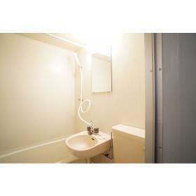 サンクレスト南林間 202号室の洗面所