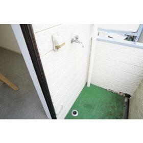 サンクレスト南林間 202号室のバルコニー