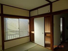 金子荘 201号室のリビング