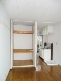飯島ハイツ 103号室の収納