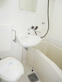 飯島ハイツ 103号室の風呂