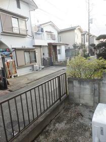 飯島ハイツ 103号室の庭