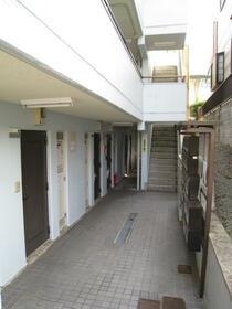 スカイコート横浜港南台 205号室のその他共有