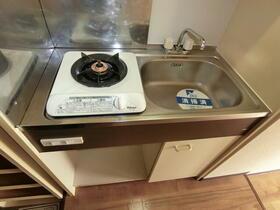 スカイコート横浜港南台 205号室のキッチン