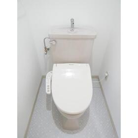 TMビル 0401号室のトイレ