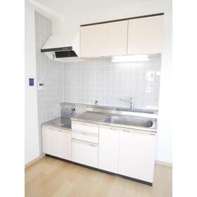 TMビル 0401号室のキッチン