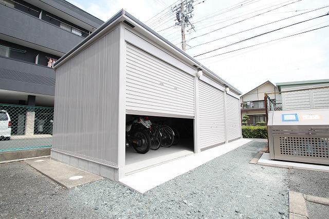ステラハウス 202号室のベッドルーム