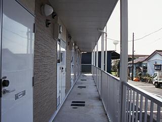 レオパレス坂之台ビレッジ 206号室の設備
