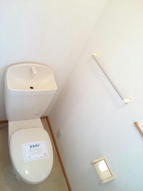 Mステージ 02010号室のトイレ