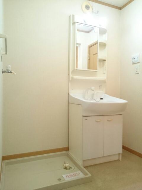 Mステージ 02010号室の洗面所
