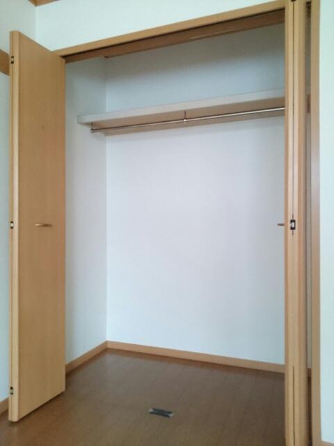 Mステージ 02010号室の収納