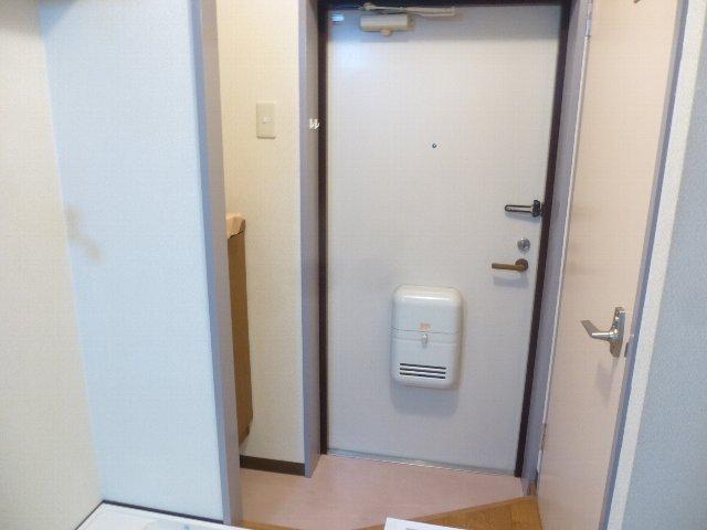 グランディール アオキ 202号室の玄関