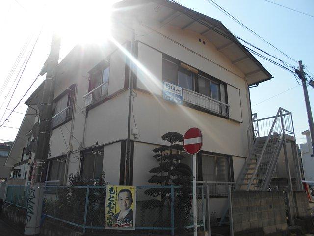 松山コーポ 102号室の景色