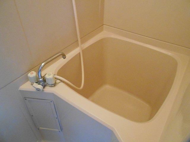 松山コーポ 102号室の風呂