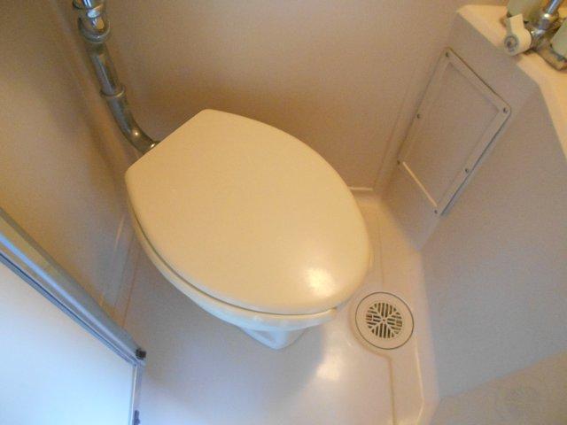 松山コーポ 102号室のトイレ