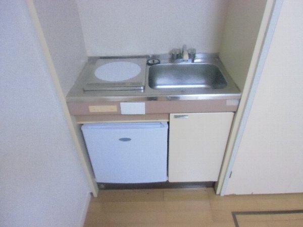 第1桜コーポ 103号室のキッチン