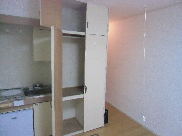 第1桜コーポ 103号室の収納