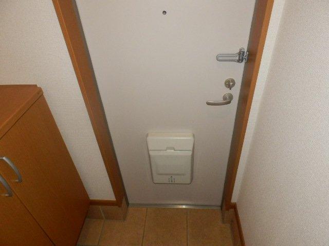 ウィンズ上永谷C棟 103号室の玄関