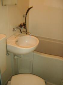 スカイコート横浜富岡 409号室の風呂