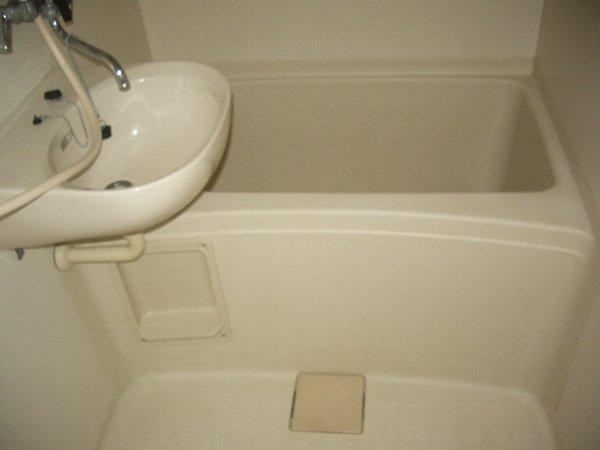 サンライズコーポ町田 101号室の風呂