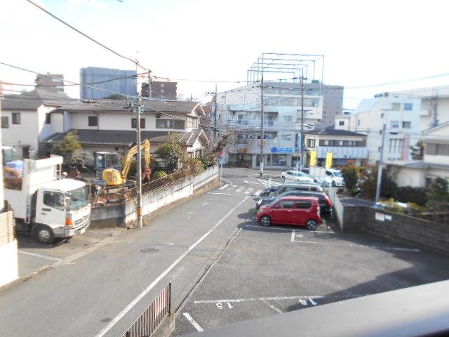 サンライズコーポ町田 202号室の景色