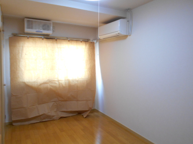 サンライズコーポ町田 202号室のベッドルーム