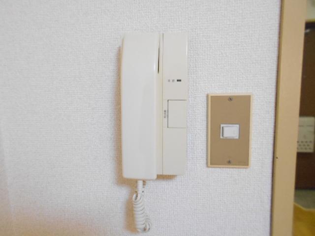 サンライズコーポ町田 202号室のセキュリティ