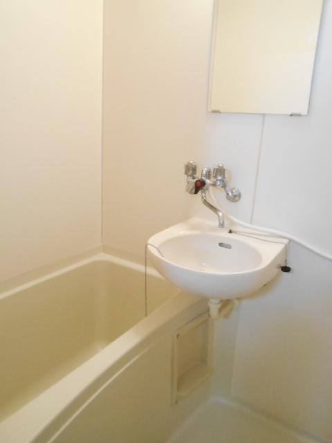 サンライズコーポ町田 202号室の風呂