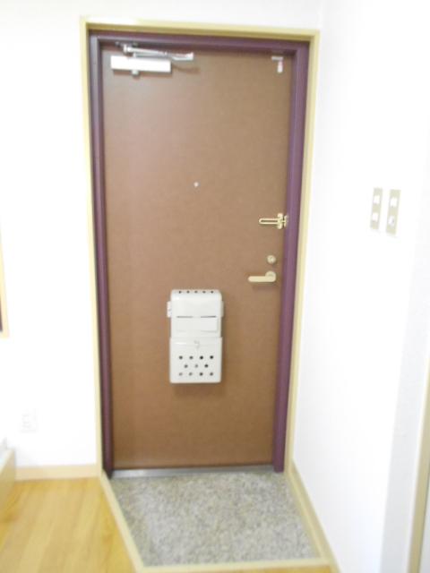 サンライズコーポ町田 202号室の玄関