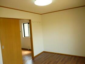 メゾンオルフェウス 201号室のベッドルーム