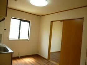 メゾンオルフェウス 201号室のキッチン