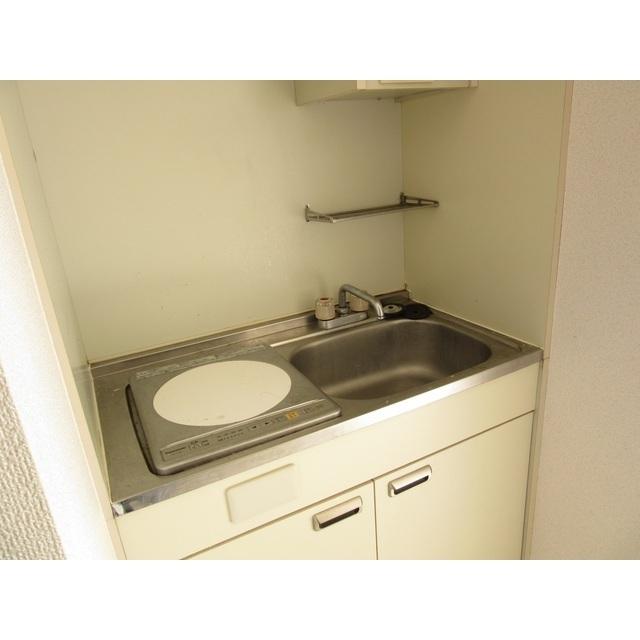 フェリース新百合ヶ丘 203号室のキッチン