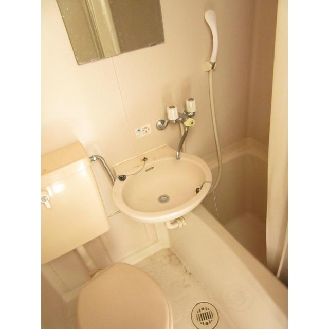 フェリース新百合ヶ丘 203号室の風呂