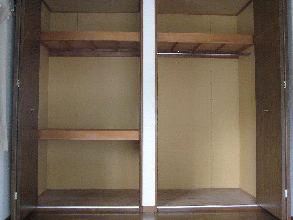 N.Tハイム 202号室の収納