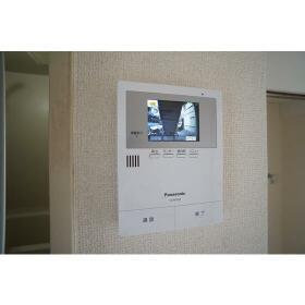 グリーンコーポ東林 102号室のセキュリティ