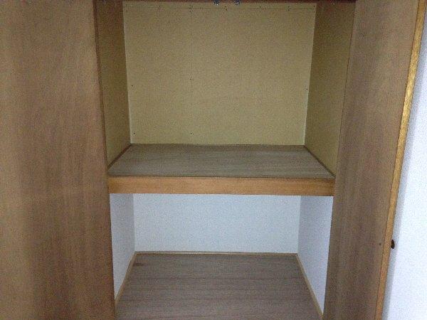 ハイツ志賀 101号室の収納