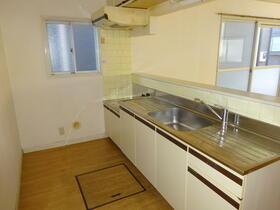 佐藤貸家のキッチン
