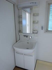 佐藤貸家の洗面所