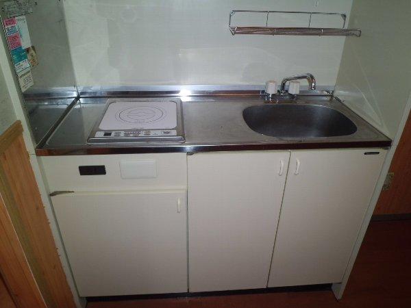 プロバンス 112号室のキッチン