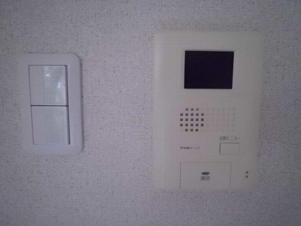 プロバンス 311号室のセキュリティ