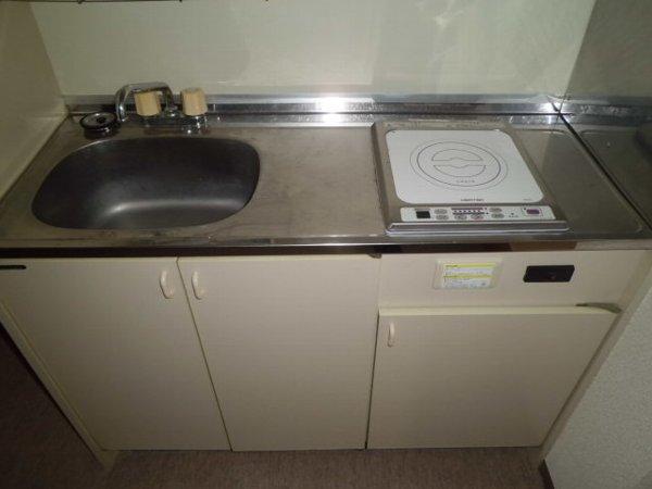 プロバンス 311号室のキッチン