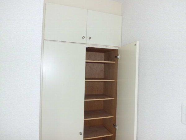 プロバンス 311号室の収納