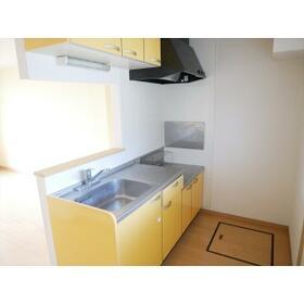 第三代田ハイツ 0101号室のキッチン